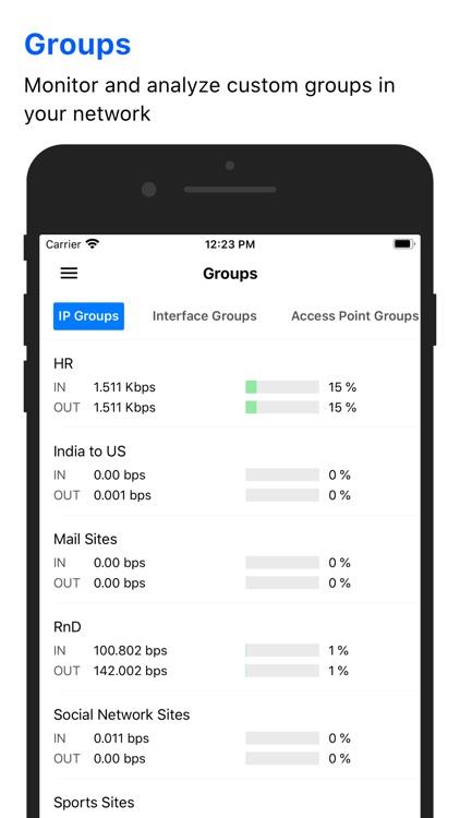 NetFlow Analyzer screenshot-5