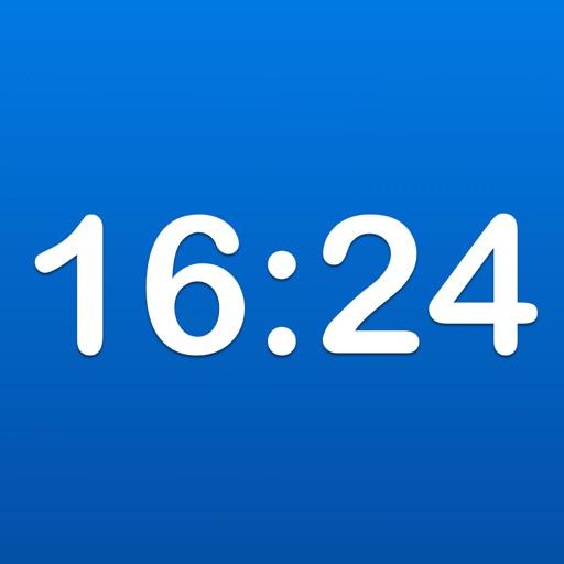 無限時計 - 見やすい時計