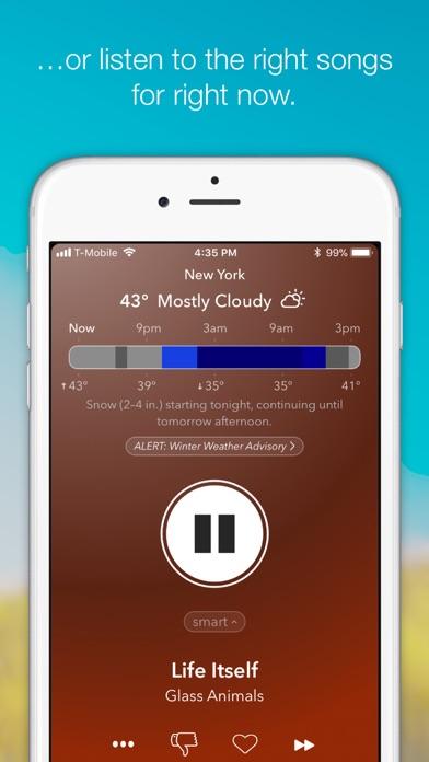 WeatherTunes Musicのおすすめ画像2