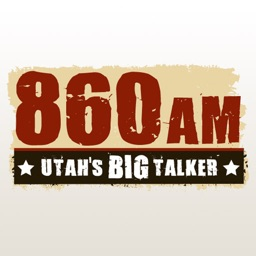 860AM Utah's BIG Talker