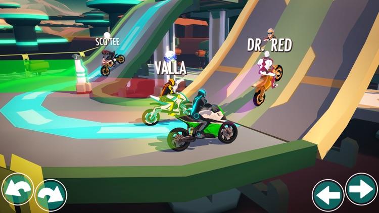 Gravity Rider screenshot-4