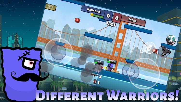 Killers Match - Battle Ground screenshot-4