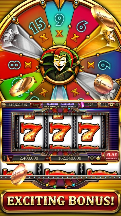 Wynn Slots - Las Vegas Casino screenshot-8