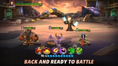 Skylanders™ Ring of Heroes screenshot 2