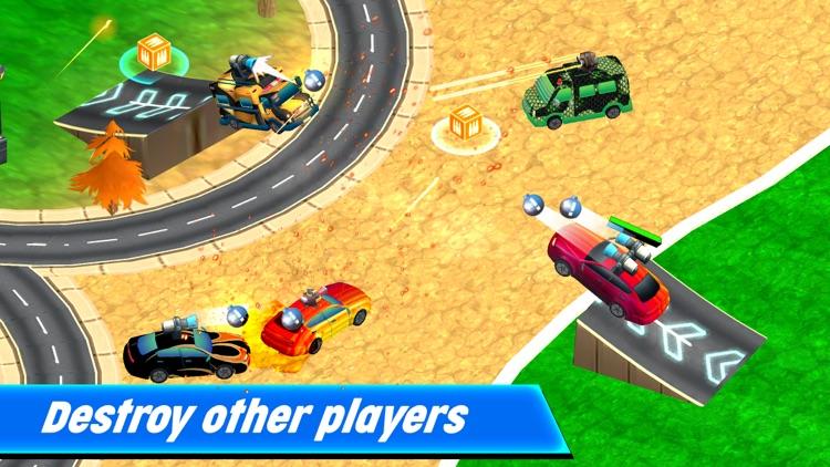 Cars Combat Off Road Drive screenshot-5
