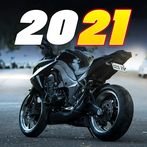 Motorbike:2019's New Race Game