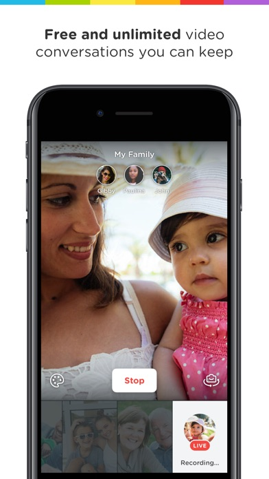 Marco Polo - Video Chat app image