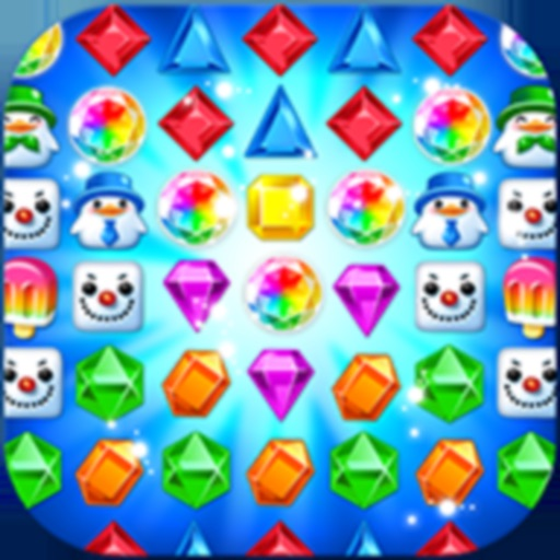 Jewel Pop Mania: Match3Puzzle! icon