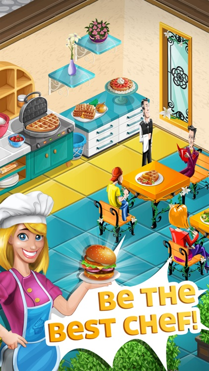 Chef Town screenshot-0