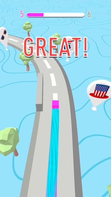 Color Adventure: Draw the Path screenshot-3
