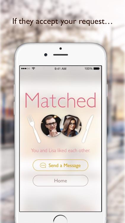 Dine Dating App screenshot-3