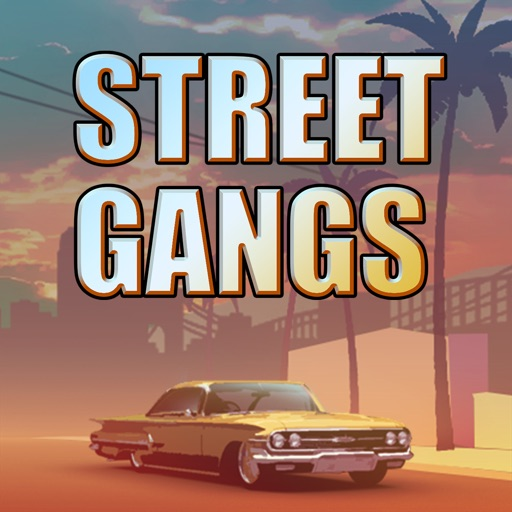 The Grand Gangs. Crime & theft