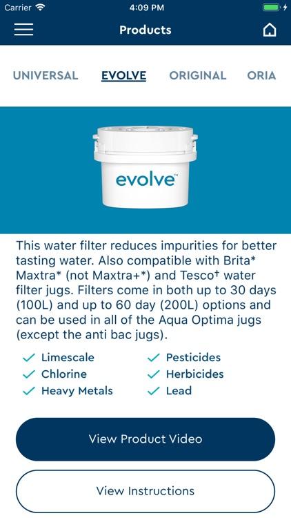 Water Filter screenshot-4
