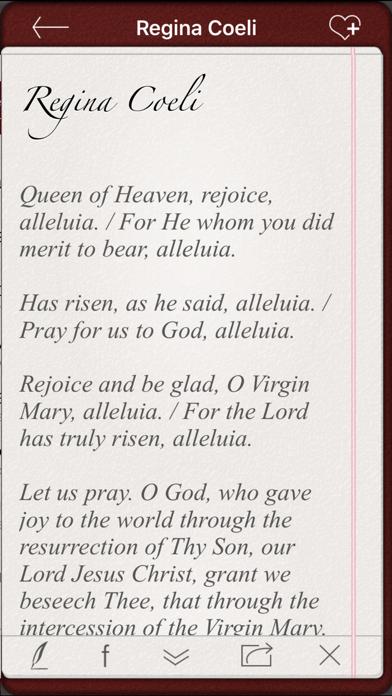 Breviary: Catholic PrayersScreenshot of 5