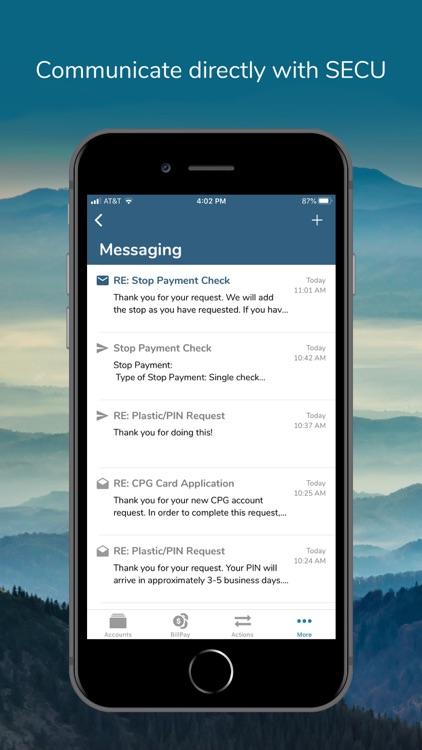 SECU screenshot-7
