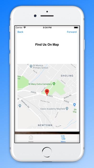 Screenshot for Star Kebab Southampton in Hong Kong App Store