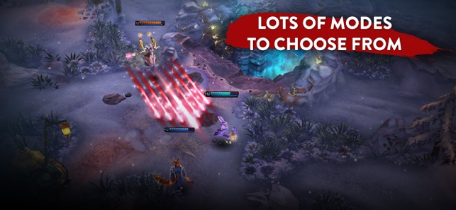 Vainglory on the App Store