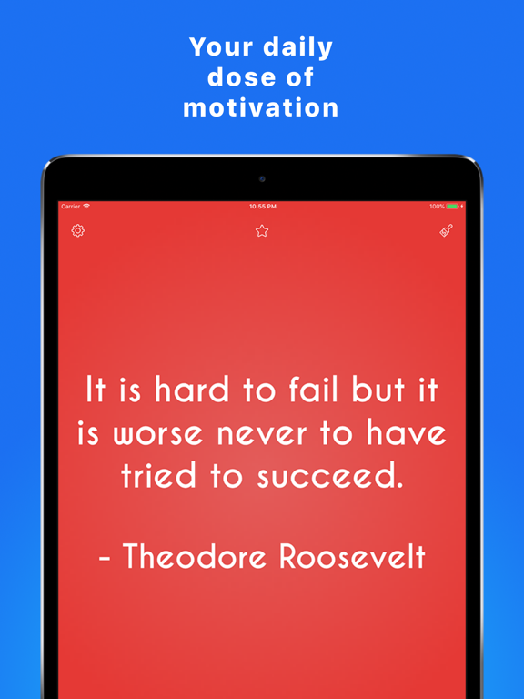 Daily Quote: Motivation Quotes-ipad-0