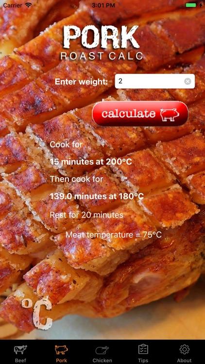 Roast Calc
