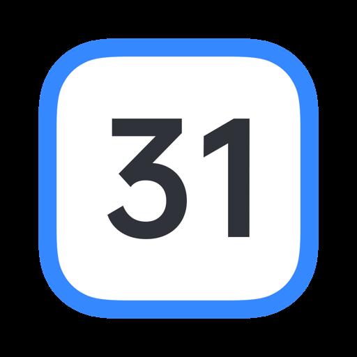 小日子-显示在桌面上的日历 for Mac