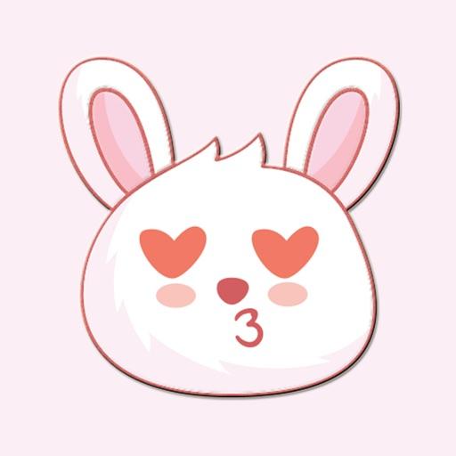 Bunny Buddy Stickers
