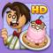 App Icon for Papa's Scooperia HD App in Brazil IOS App Store