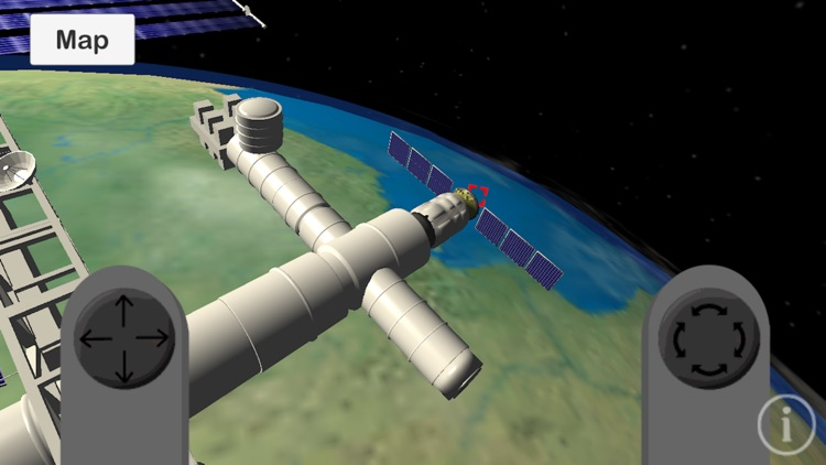 Space Station Challenge screenshot-3
