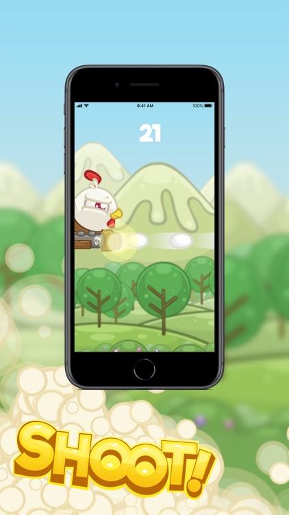 Badass Cutie Birds screenshot-3