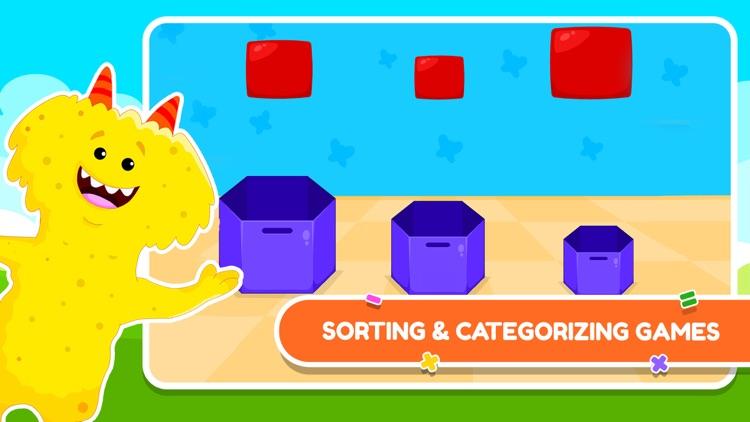 Math Games for Kids + screenshot-4