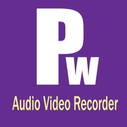 Purewaves Audio Video Recorder