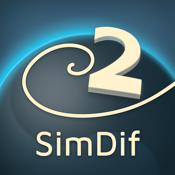 Create real websites with SimDif website builder icon
