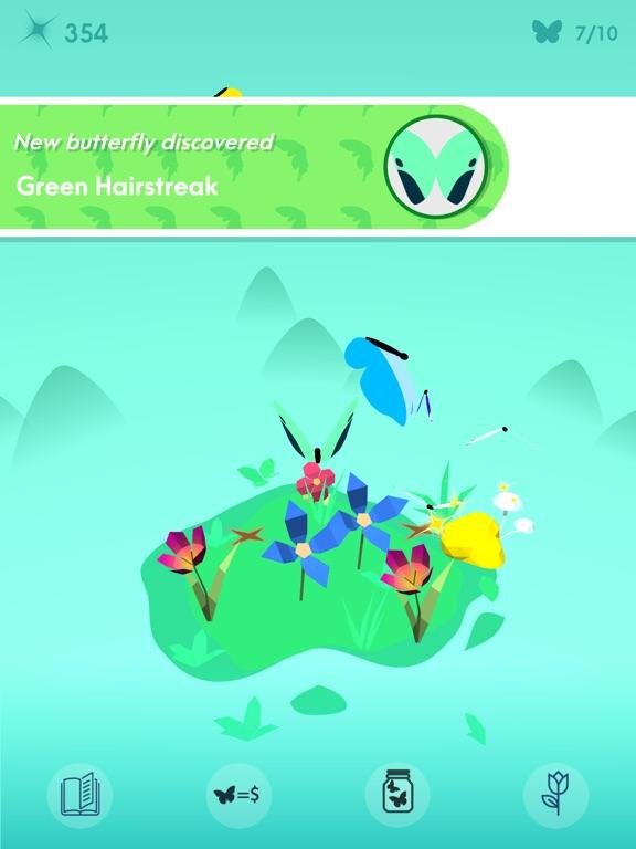 Butterfly Garden Clicker screenshot 8