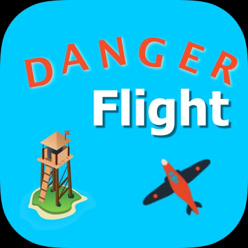 Danger Flight - No.1