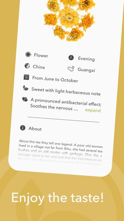 The Tea: Brewing Guide screenshot-5