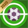 サッカークイズ2020