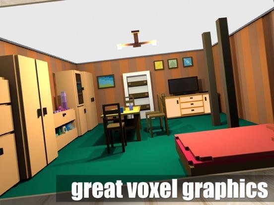 Room escape in voxels screenshot 3