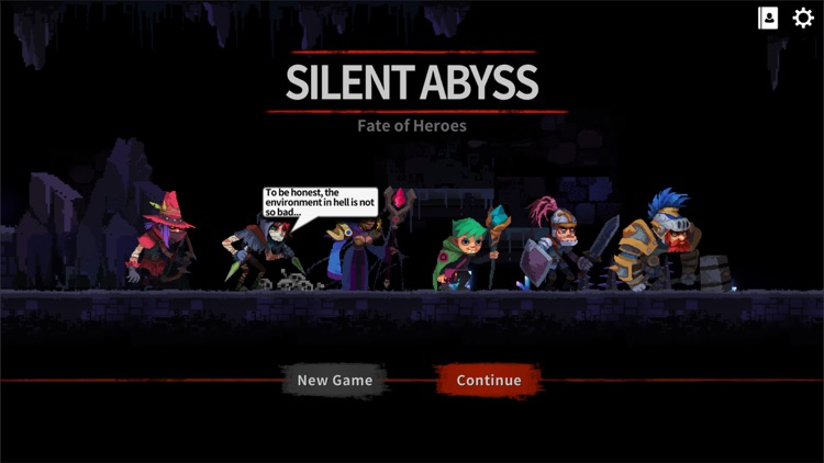 Silent Abyss-fate of heroes screenshot-7