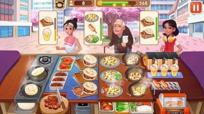 朝食屋物語:かわいい料理ゲームのスクリーンショット5