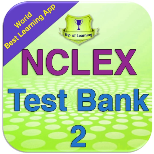 NCLEX Test Bank 6600 StudyQuiz By Karim SLITI