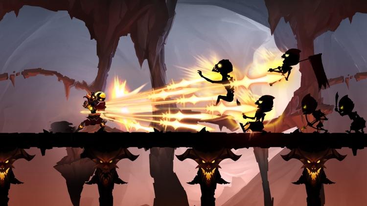 Stickman Legends-Shadow Of War screenshot-5