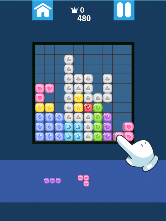 Candy Shapes-Free Puzzle Maker | App Price Drops