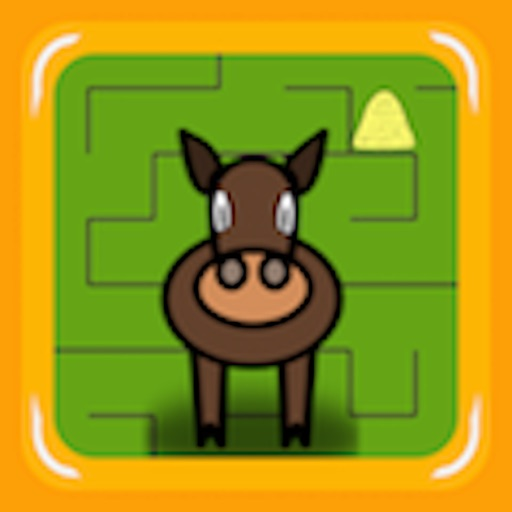 Horse Maze Race