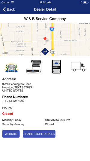 Carrier Transicold Dealers on the App Store