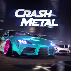 ‎CrashMetal - Open World Racing