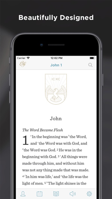 Screenshot for ESV Bible in Germany App Store