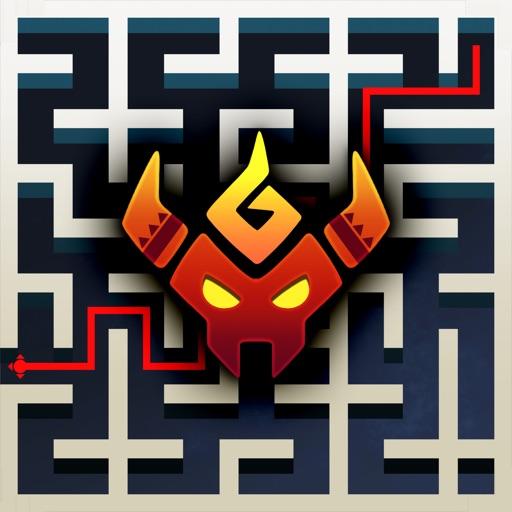 Dungeon Maze.io