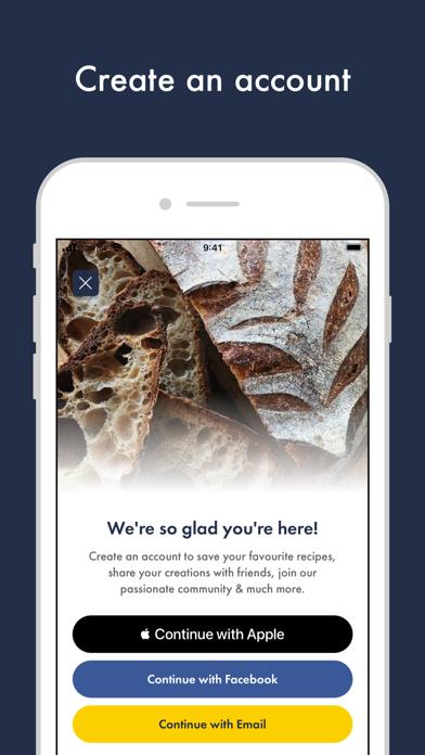 Kneady: Bread Recipes & BakingScreenshot of 8