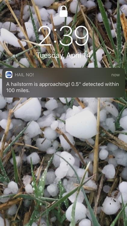 Hail No!