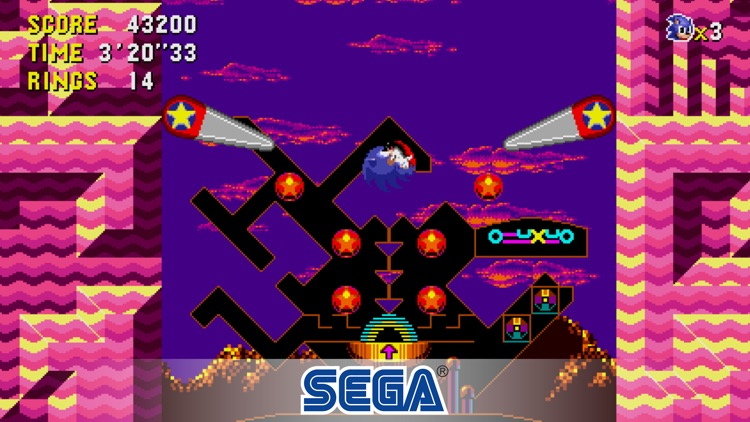 Sonic CD Classic screenshot-2