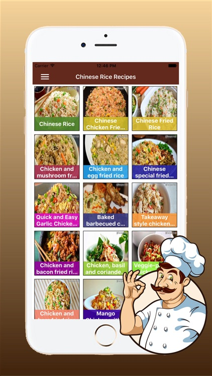 Famous Rice Recipes in English screenshot-4